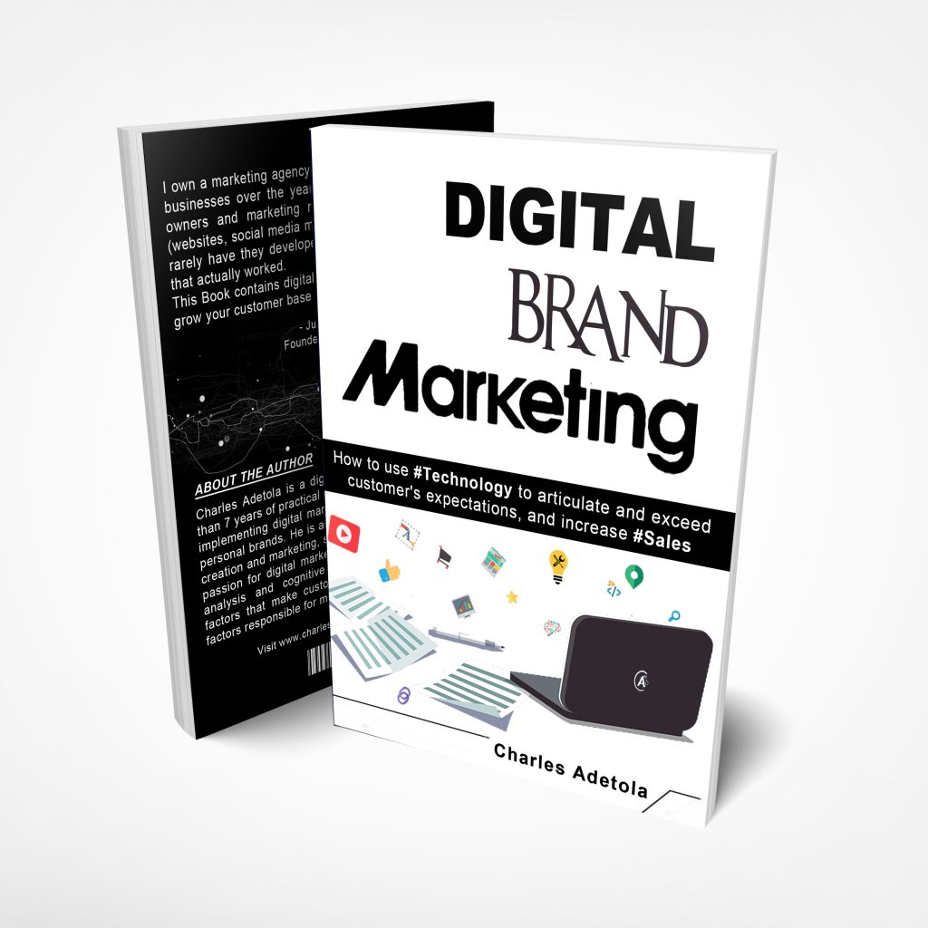 DIgital Brand Marketing - Charles Adetola