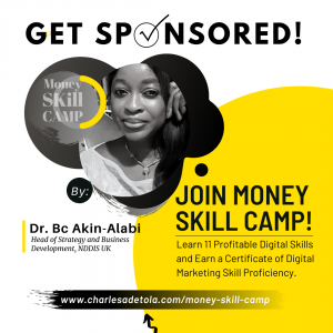 Money Skill camp